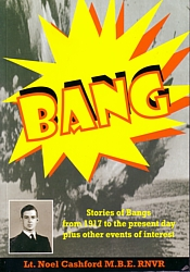 Front cover of 'BANG' by Noel Cashford