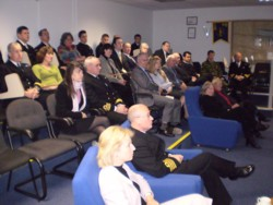 Audience for Re-dedication