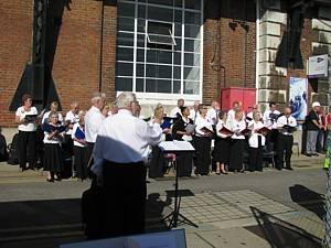 Middleton Musical Society Choir