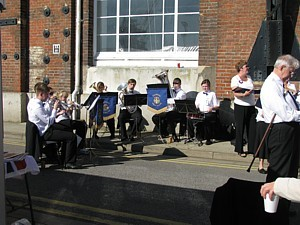 The Rochdale Music Service Band