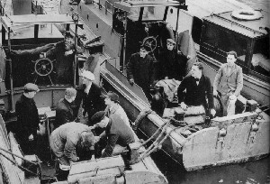 HMS Vernon Picket Boats in WW II