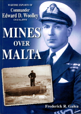 Mines over Malta front cover